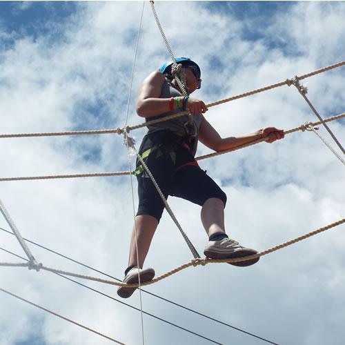 Nicole Teagan - Walking on Ropes