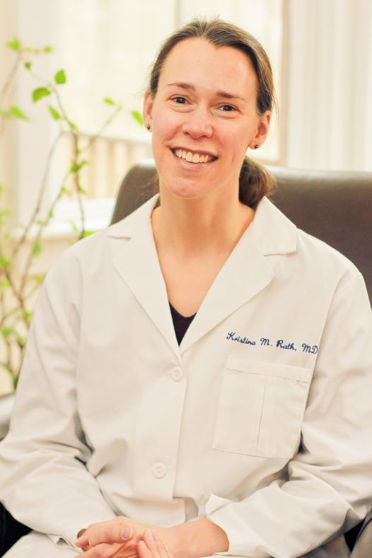 Photo of Dr Kristina Rath